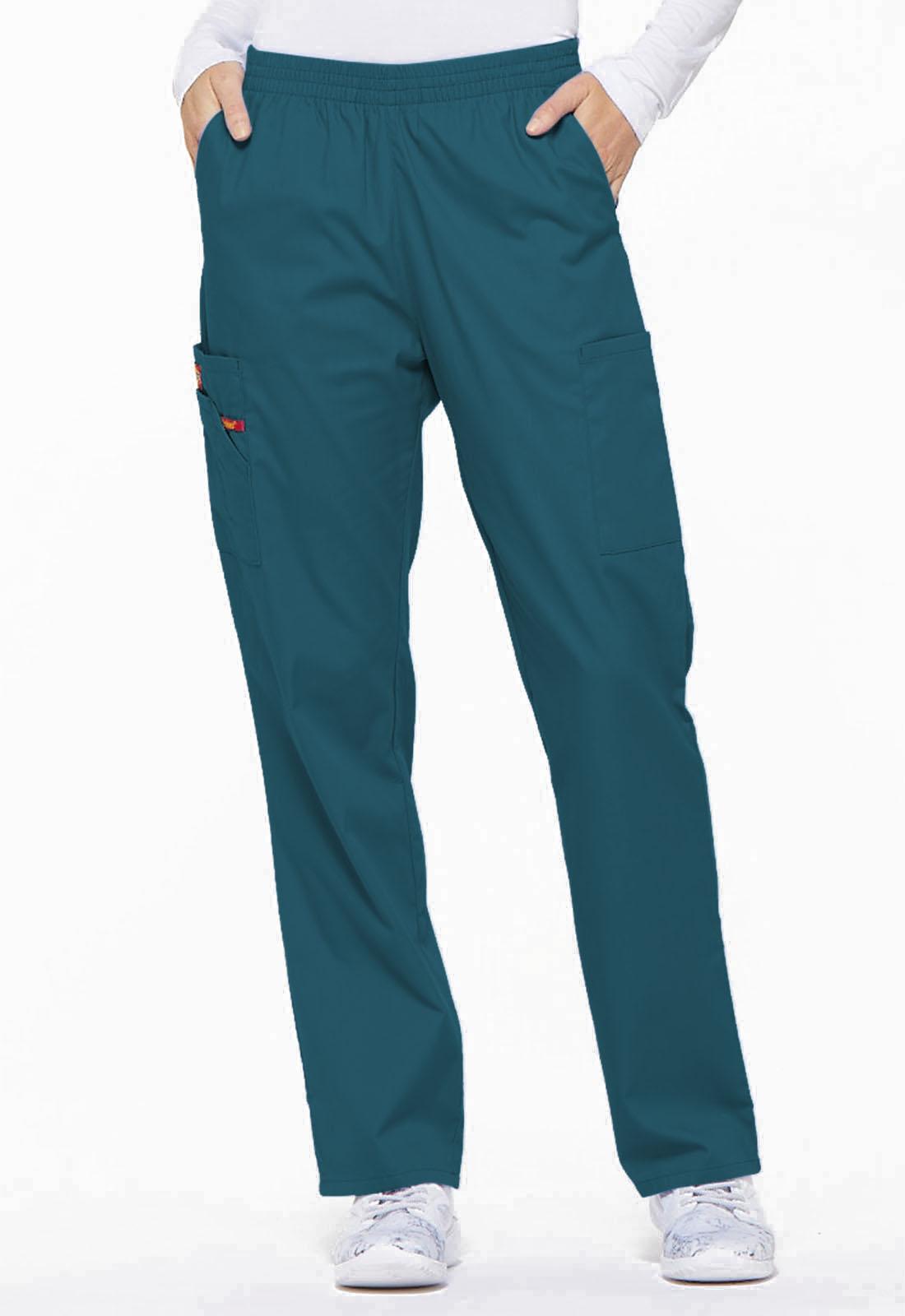 Dickies Unisex Schlupfhose EDS, Every Day Scrubs Mid caribe blue