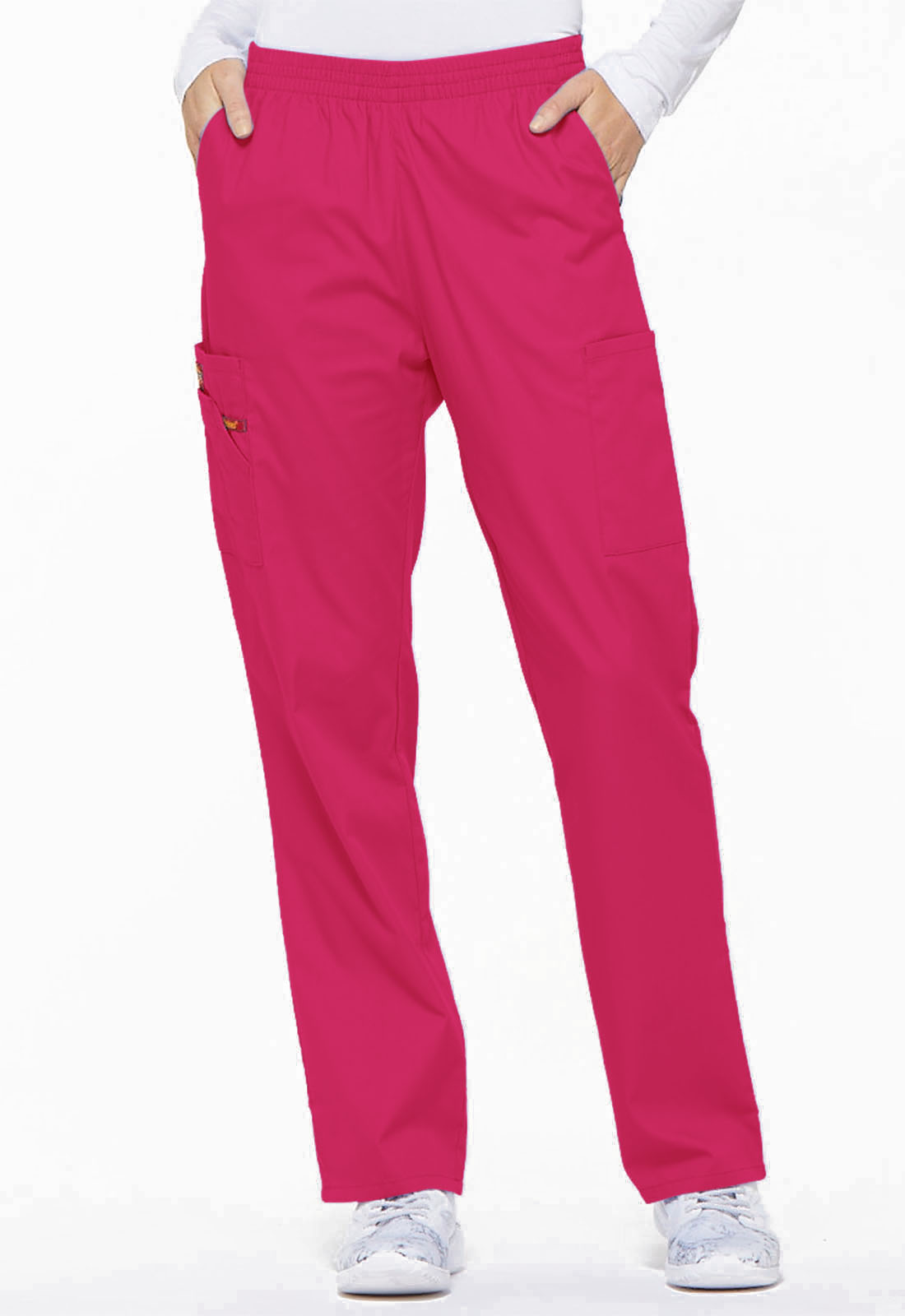 Dickies Unisex Schlupfhose EDS, Every Day Scrubs Mid hot pink
