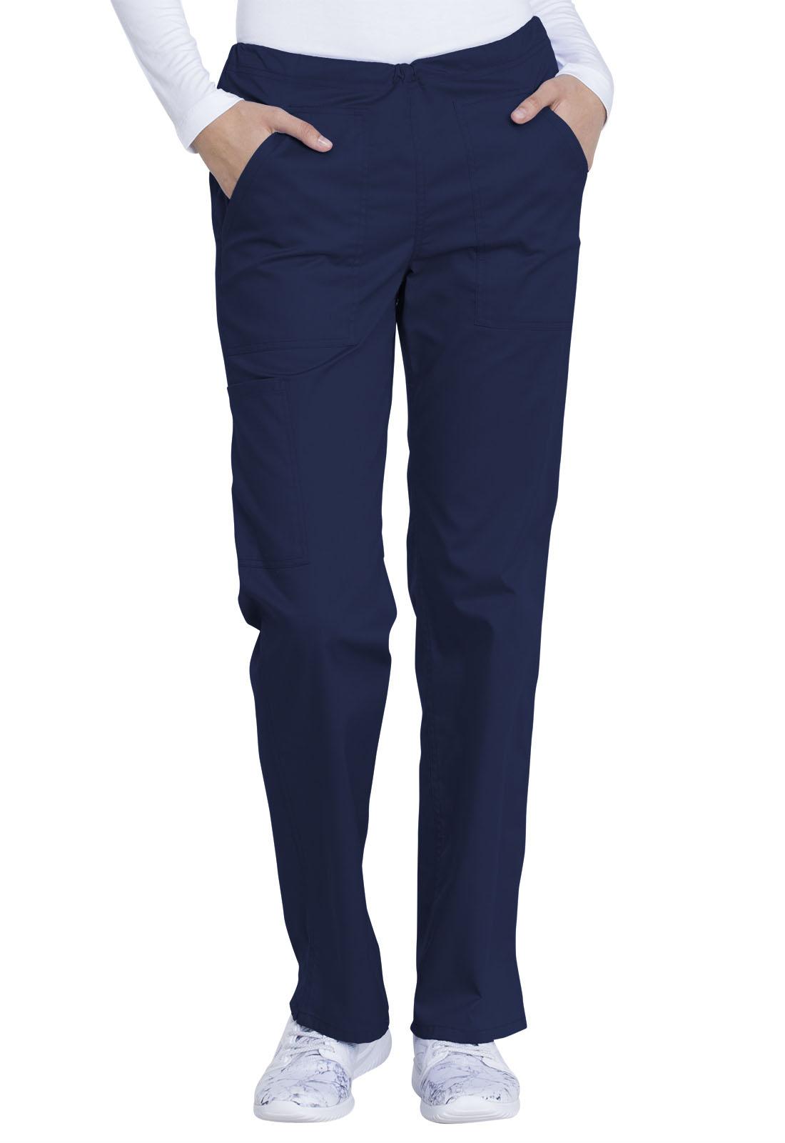 Dickies 70° Hose Damen dunkelblau 80%Polyester/20%Baumwolle