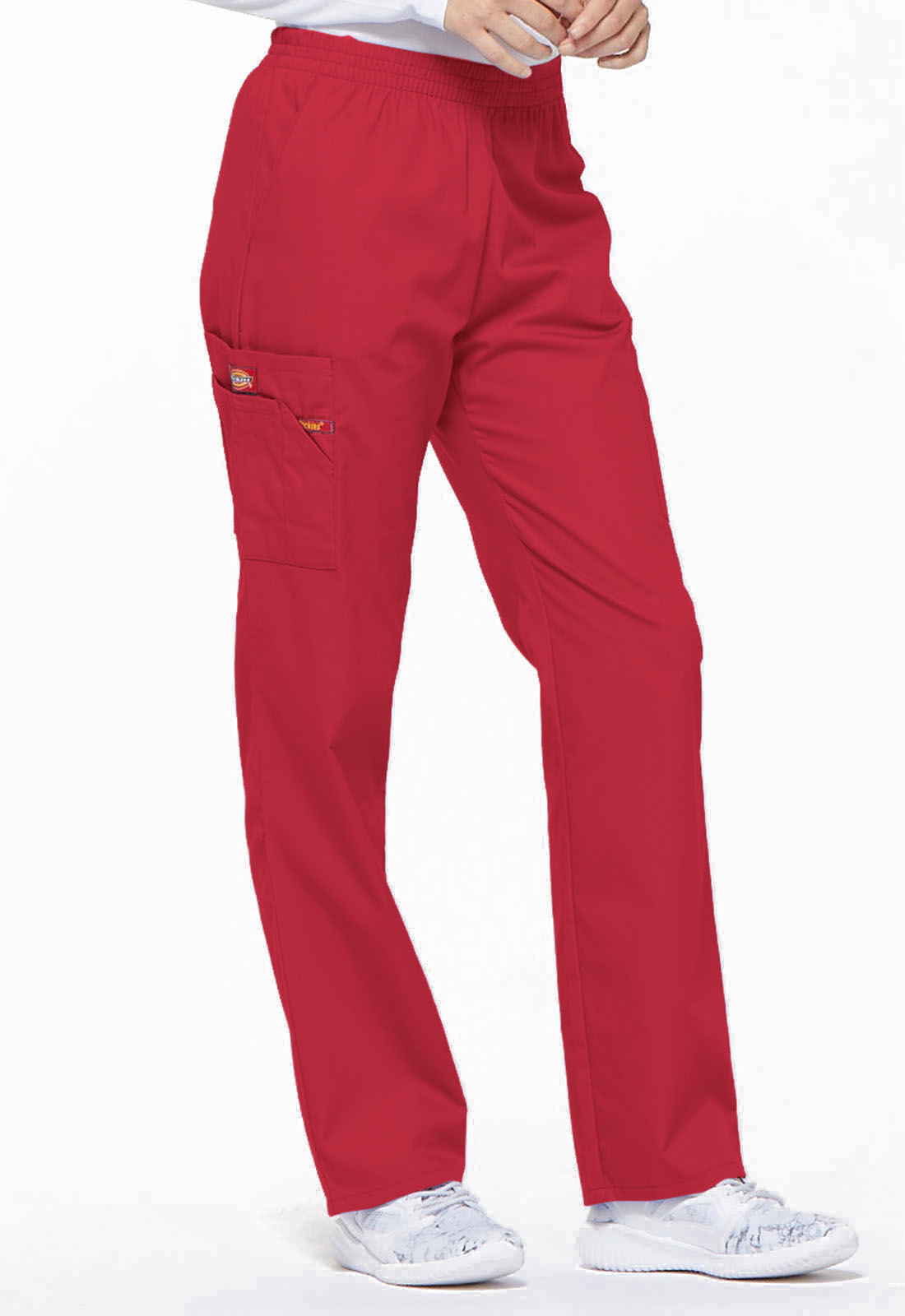 Dickies Unisex Schlupfhose EDS, Every Day Scrubs Mid rot