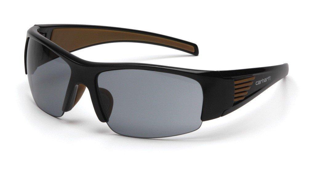 Carhartt Herren Schutzbrille Thunderbay, Grau