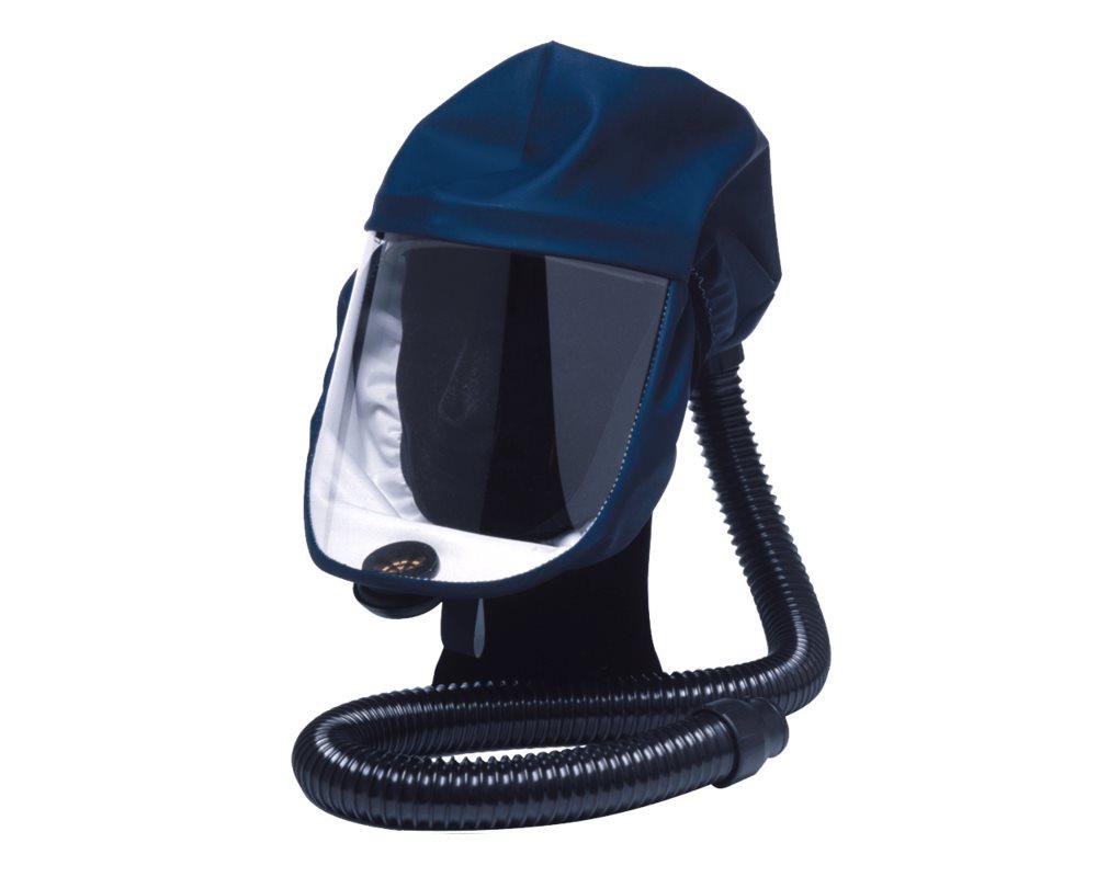 Haube SR 520 M/L mit Schlauch TH3 chemikalienschutzbeständig