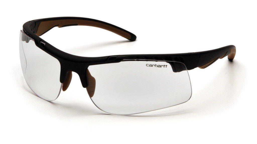 Carhartt Herren Schutzbrille Rockwood, klar