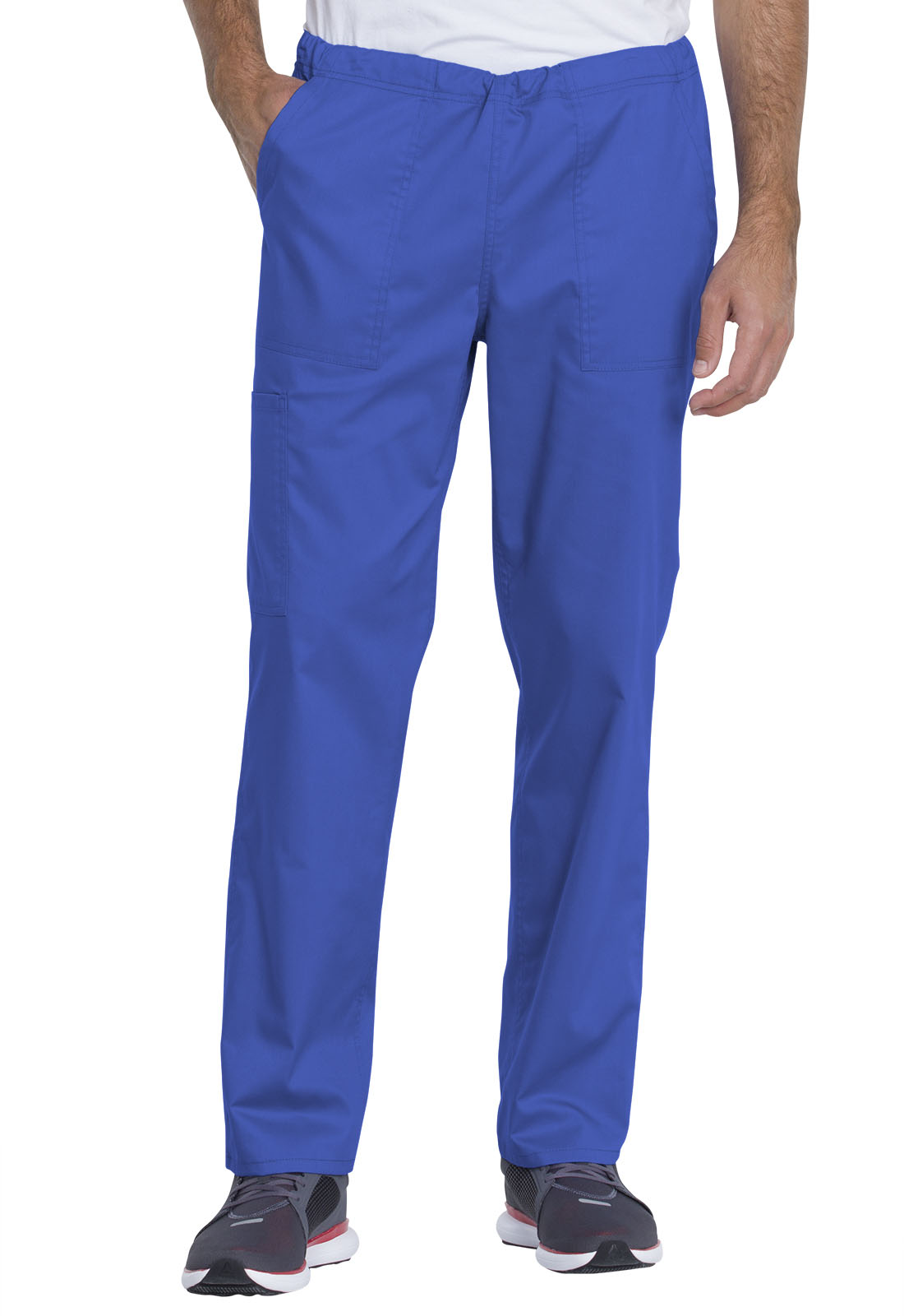 Dickies 70° Hose unisex royalblau 80%Polyester/20%Baumwolle