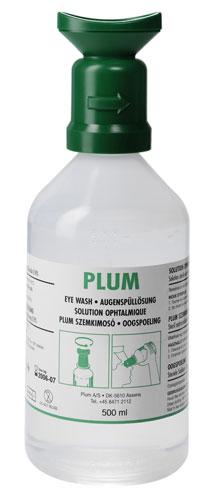Plum Augenspüllösung, Flasche zu 500ml Haltbarkeit 3 Jahre