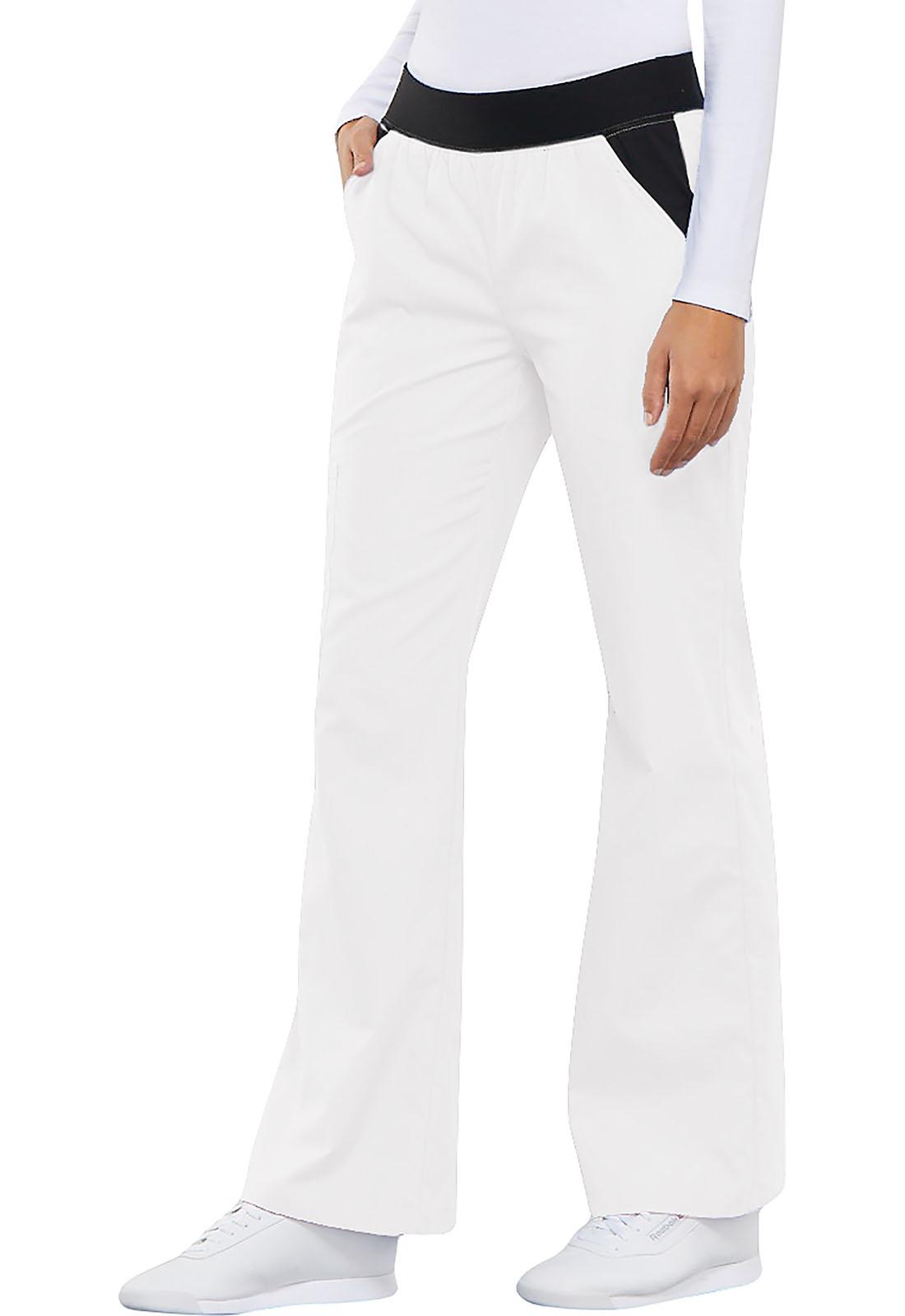Cherokee Damen Schlupfhose weiß 60%Baumwolle/40%Polyester